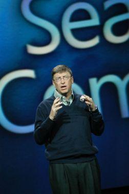 Bill Gates @ CES Las VEGAS