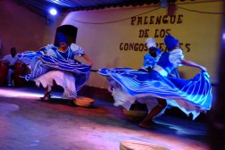 Baile de YEMAYA