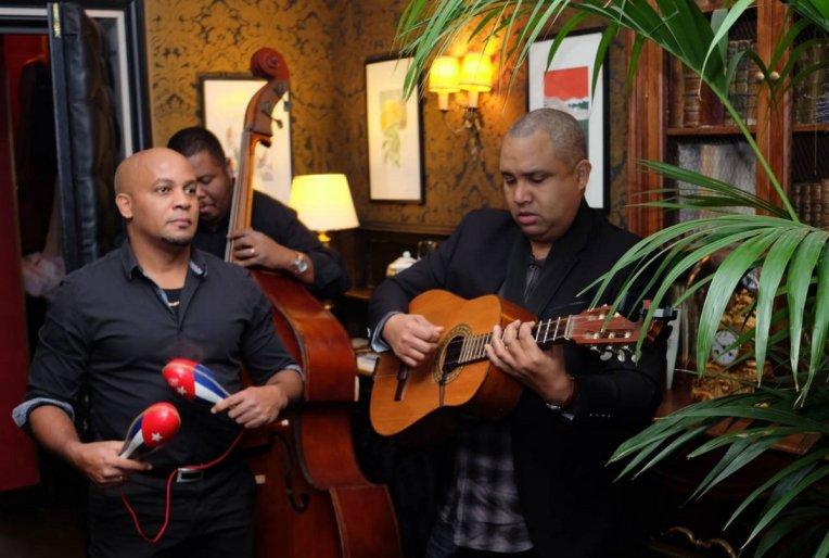 Trio Con Son soirée privée